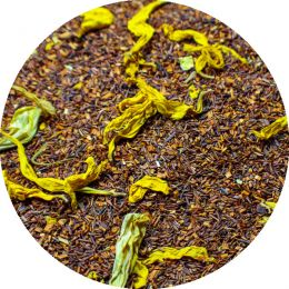 "Sylter Rotbuschtee Earl Grey ""Yellow Flower"""